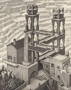 MC-Escher-Waterfall-19611